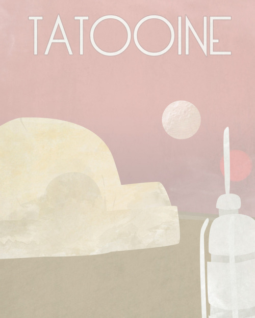Tatooine Sunset.
