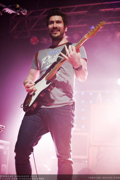 Twin Atlantic. Wulfrun Hall, Wolverhampton. 20th April 2012. Click the photo to check out the gallery on Indulge Sound. Please check out and follow - Tumblr | Facebook | Twitter | Flickr