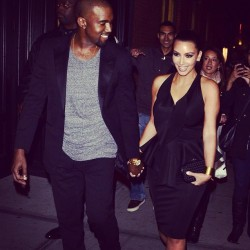 ultimatekimkardashian:  Kimye Love   Kimye
