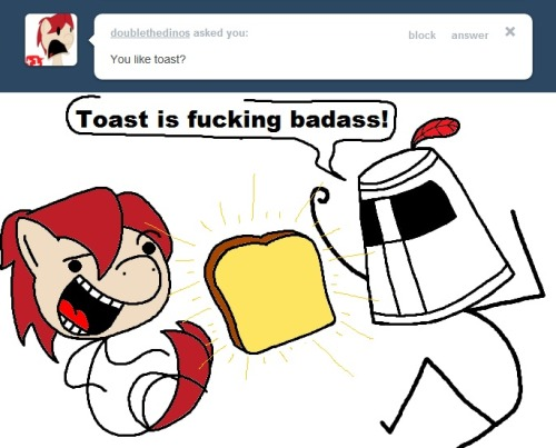thosedoucheseveryonehates:  King of breakfasts.  Swag!