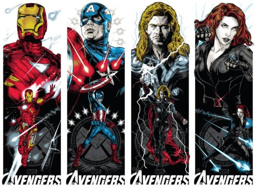 ASSEMBLE - An Avengers-themed Art Show @ Gallery1988 Melrose (May 3) - Read more at TOYSREVIL: http://bit.ly/I6w7s8