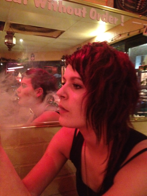 Shisha is fun!