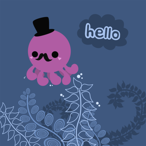 myfavthing:  sir octopus :)