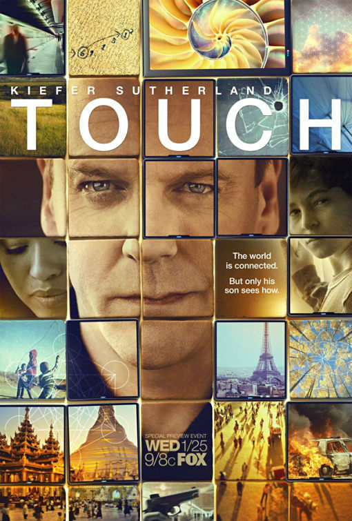 "TOUCH-Uma série ""Out of the Box""."