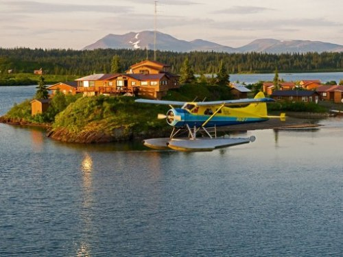 Five Classic Lodges in Bristol Bay, Alaska | Tikchik Narrows