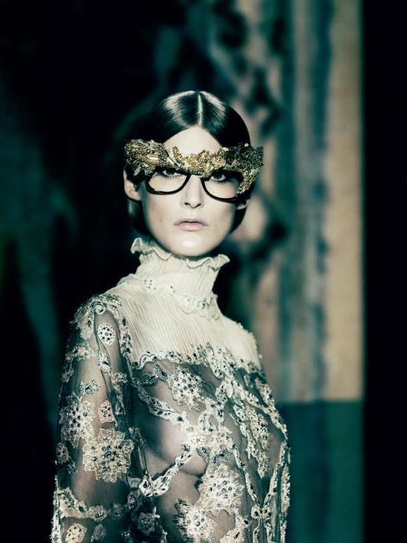 Paolo Roversi for Couture Supplement Vogue Italia March 2012