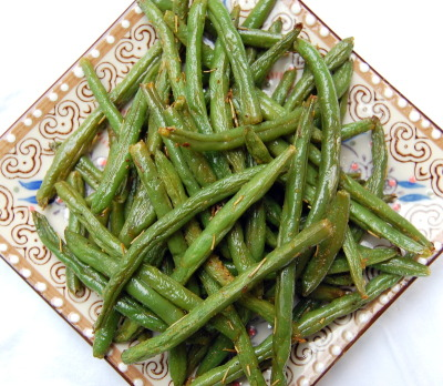 findvegan:  rosemary string beans