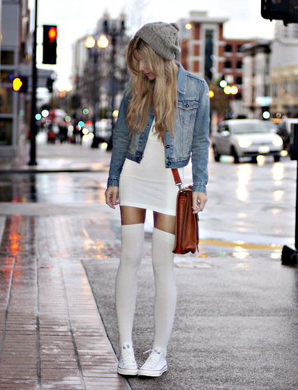Denim & White (by Jennifer Grace)