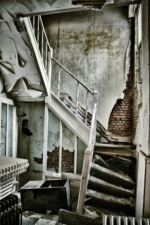 One of my first urbex pictures.