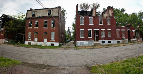 Old North St. Louis 13th Street Panorama  on Flickr.