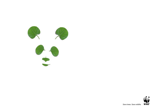 adsbyad:  Save trees. Save Wildlife
