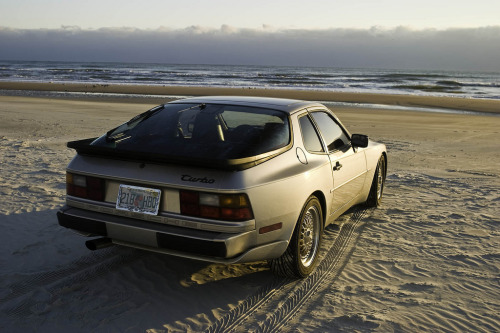Porsche 944 Turbo - Beach Bodyfor Alexiselisa