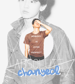 "junmyeon:  Fanfic of the week → Absolute Chanyeol ""Everything alive has to make mistakes. Right?"""