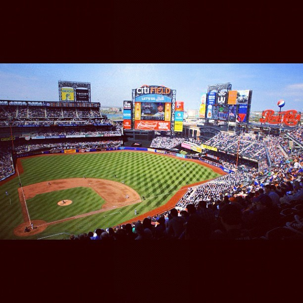 #citifield #ny #mets #baseball #sports #igdaily #stadiums #venues (Taken with instagram)