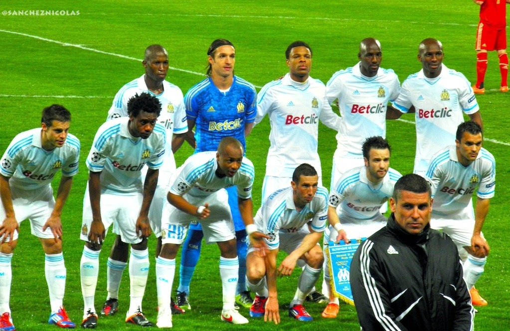 Full Team vs Bayern Munich #OM