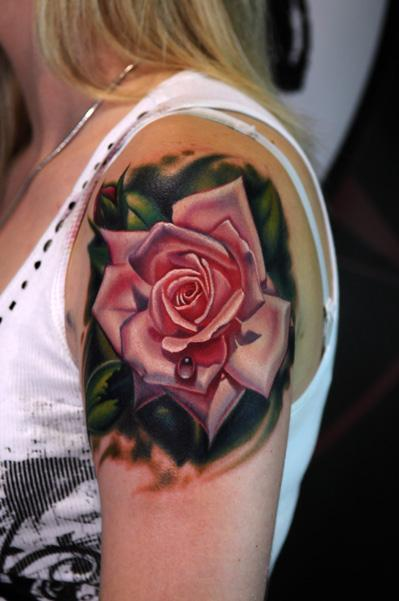 3D Tattoo for people who love getting inked and want inspiration & tattoo ideas for their future tattoos.