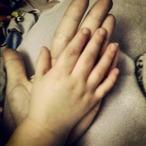 I #love #chubby #ToddlerHands!! #fosterkid #fostercare #fosterparent (Taken with instagram)