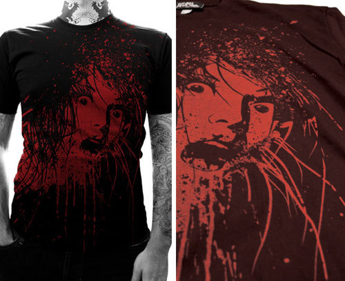Brilliant slasher inspired tee from Akumu Ink (@AkumuInk) via Society6