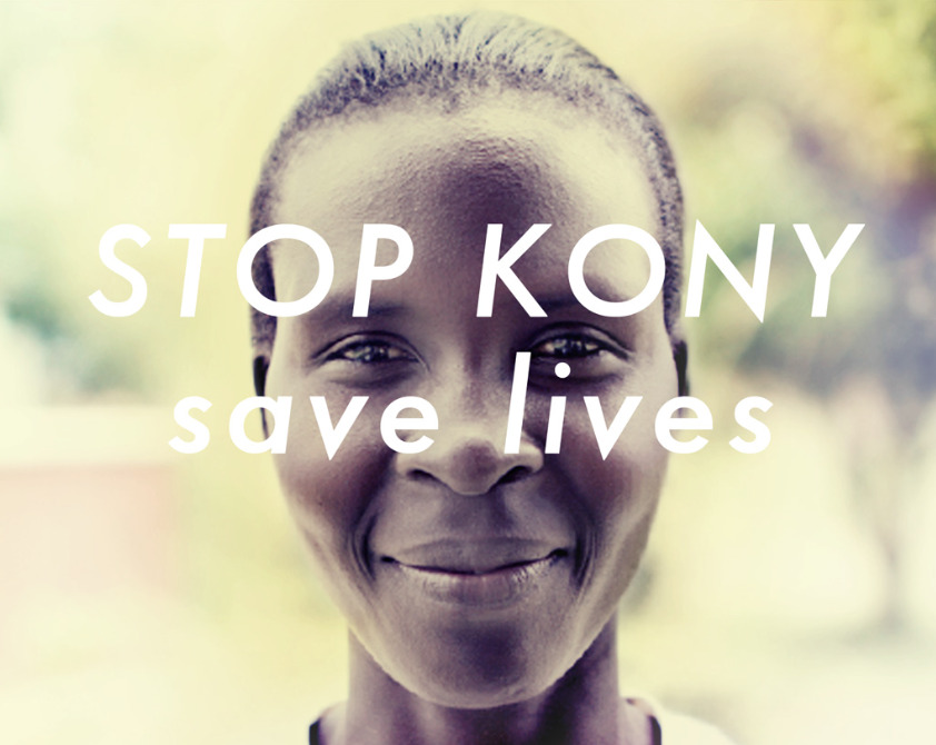 #StopKony #SaveLives