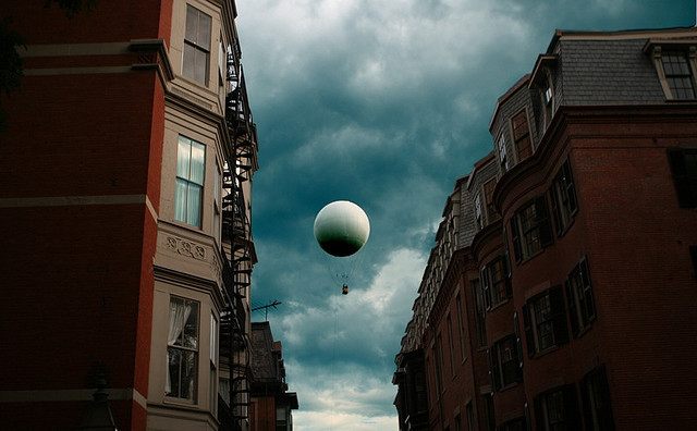 Balloon on Flickr.
