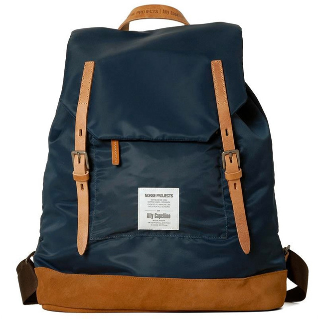 Norse Projects x Ally Capellino Fjell Nylon Rucksack