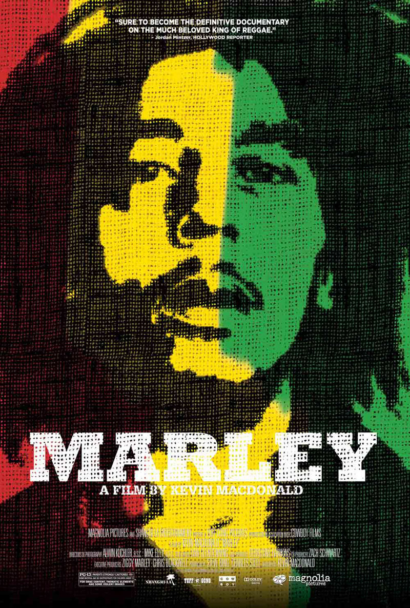 Marley - In select theaters 4/20/12