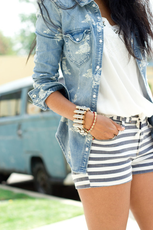 Denim Fab (Cute Bracelets)