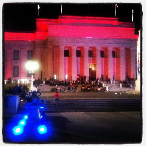 Lest we forget.  (Taken with Instagram at Auckland Museum)