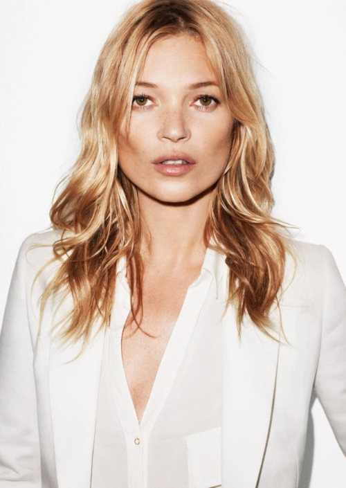 tierdropp:  Kate Moss for Mango by Terry Richardson