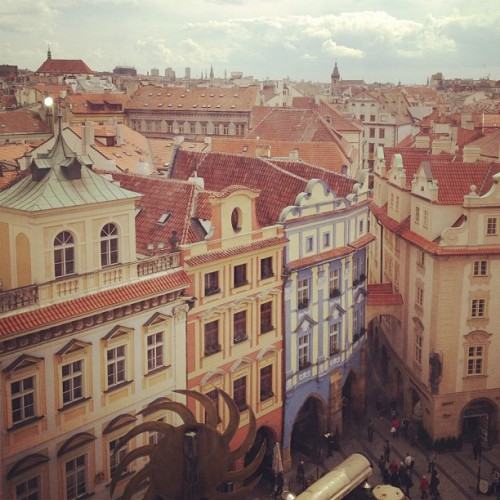 I don't ever want to leave #prague #czechrepublic (Taken with instagram)