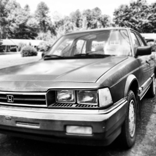#swag #honda #classic #accord @victor11  (Taken with instagram)