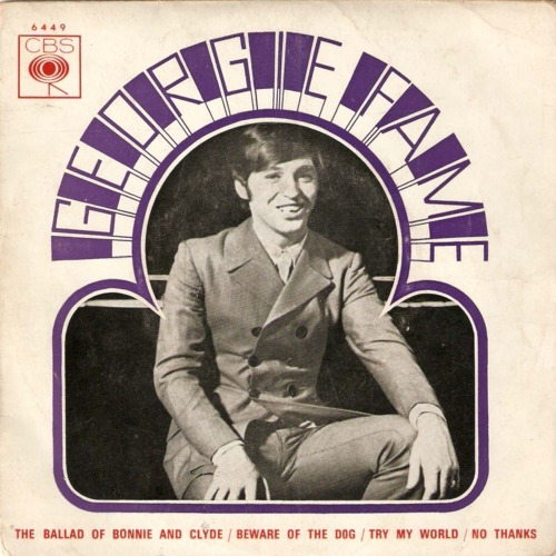 Georgie Fame - No Thanks