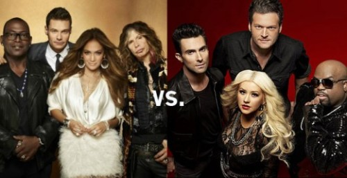 Poll: American Idol or The Voice? Read More Here.