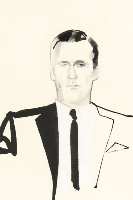 sarahcchiarot:  Mad Men by David Downton