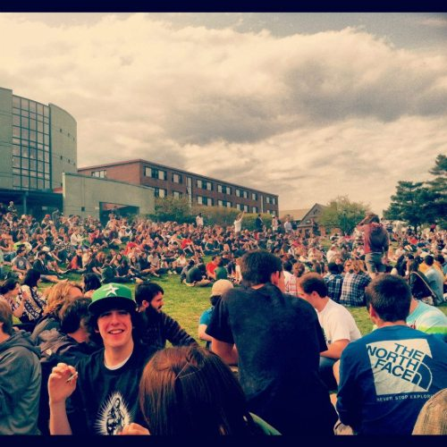hannahpalker:  420 at UVM