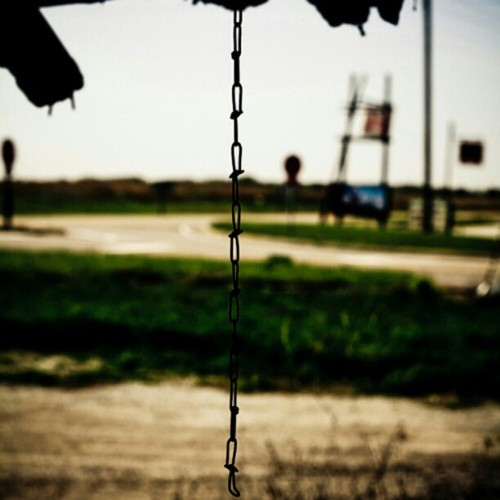 #chain #urbex #Illinois  (Taken with instagram)