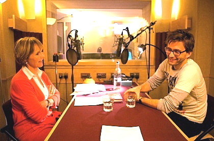 David Tennant interviewed by Lucy Fleming for Chitty Chitty Bang Bang Flies Again