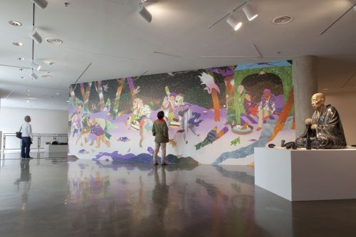 "| Tomokazu Matsuyama: ""Thousand Regards"" at the American University Museum via arrestedmotion.com"