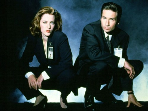 'X Files' is the latest in our look back this week at iconic FOX shows on the network's 25th anniversary. Yesterday, we revisited 'Ally McBeal' and that weird dancing baby.