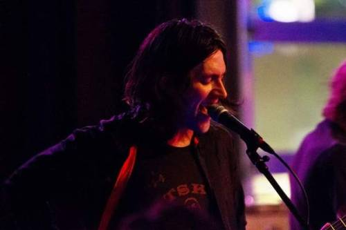 "All the buzz surrounding Conor Oberst this week makes you wonder if you can buy your ticket to see Desaparecidos at Maha Music Festival this summer with buzz bucks. Last night, bucks, bills, cashola, dinero, etc. were not required for Desaparecidos' free, secret show at the Slowdown. For a better idea as to how the show went down, read my review on the night here. To catch a glimpse of what you missed, Pitchfork acquired a clip of Desa's new song ""Left is Right,"" from last night and you can see that here."