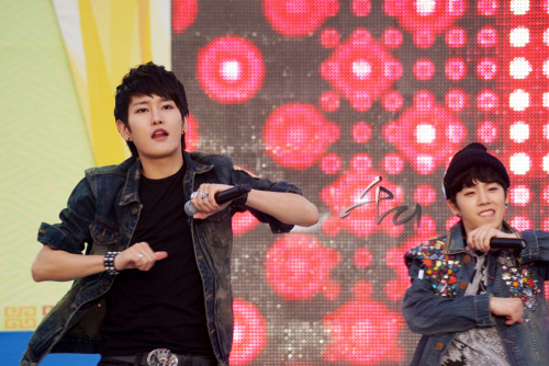 s-bbc:  120424 Chonnam National Sports Festival (Block B members) [9p]