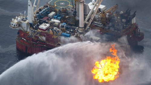 "mothernaturenetwork:  BP engineer arrested for destroying Gulf leak evidenceAuthorities arrested Kurt Mix for destroying evidence related to the 2010 Deepwater Horizon disaster that killed 11 people. Mix tried to destroy hundreds of text messages that related to the incident. The messages, which have been partially recovered, showed BP knew for weeks that the incident was three times larger than official company estimates and that its ""Top Kill"" effort to plug it was failing."