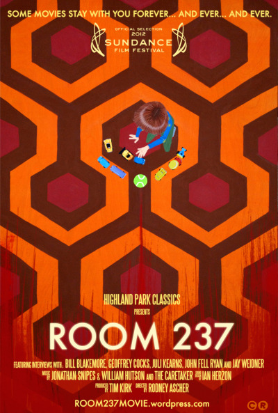 Room 237 going to CANNES! ..contemplating going to France with it. but am poor :(