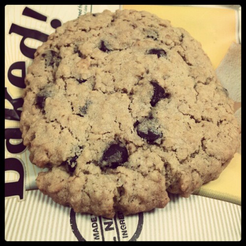 Mmmmmm. Cookie. (Taken with instagram)