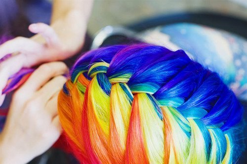 studded-guns:  follow http://studded-guns.tumblr.com for hair