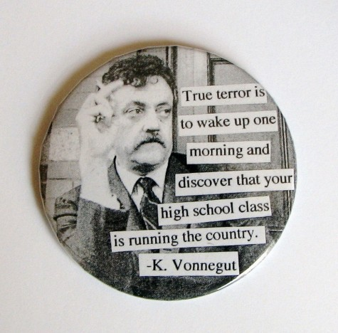 Kurt Vonnegut. The Master.