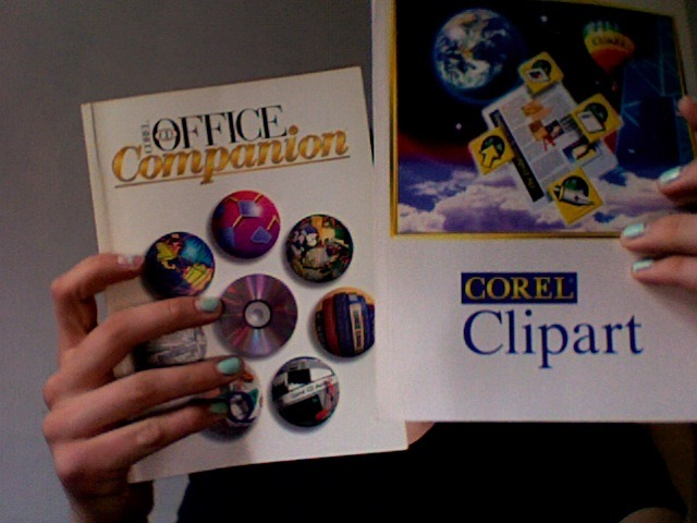 also look at these clipart books from 1992.