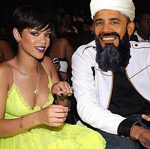 B'Lack Osama knows how 2 treat a lady
