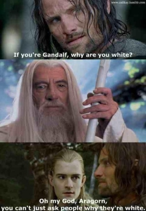 fandomfun:  Gandalf the White