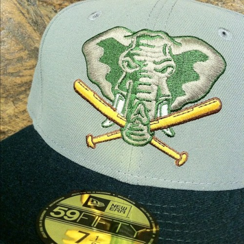 #oakland #athletics #newera #fitted